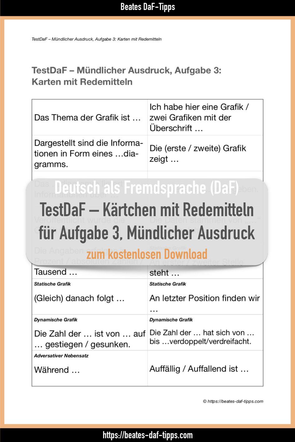 Pin On Prufungen Daf Deutsch Als Fremdsprache