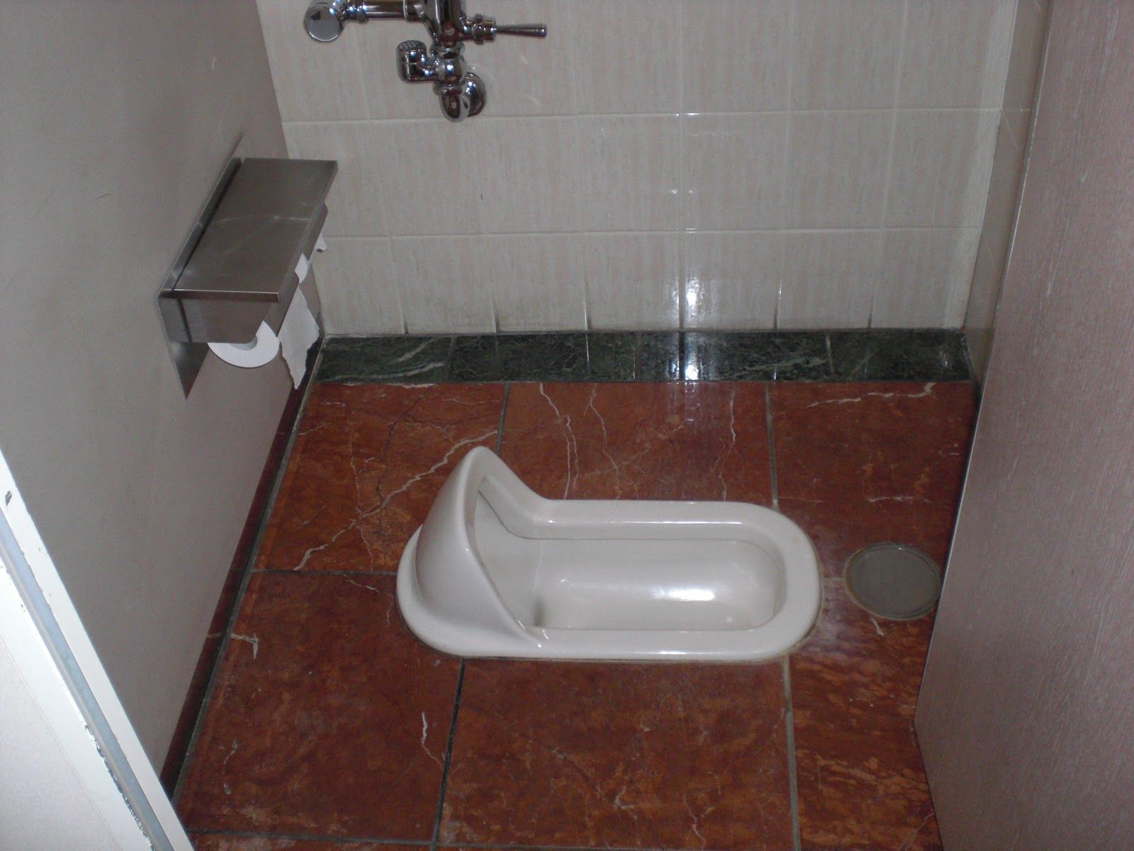 Attached Indian Toilet Bathroom Design | Toilet and ...