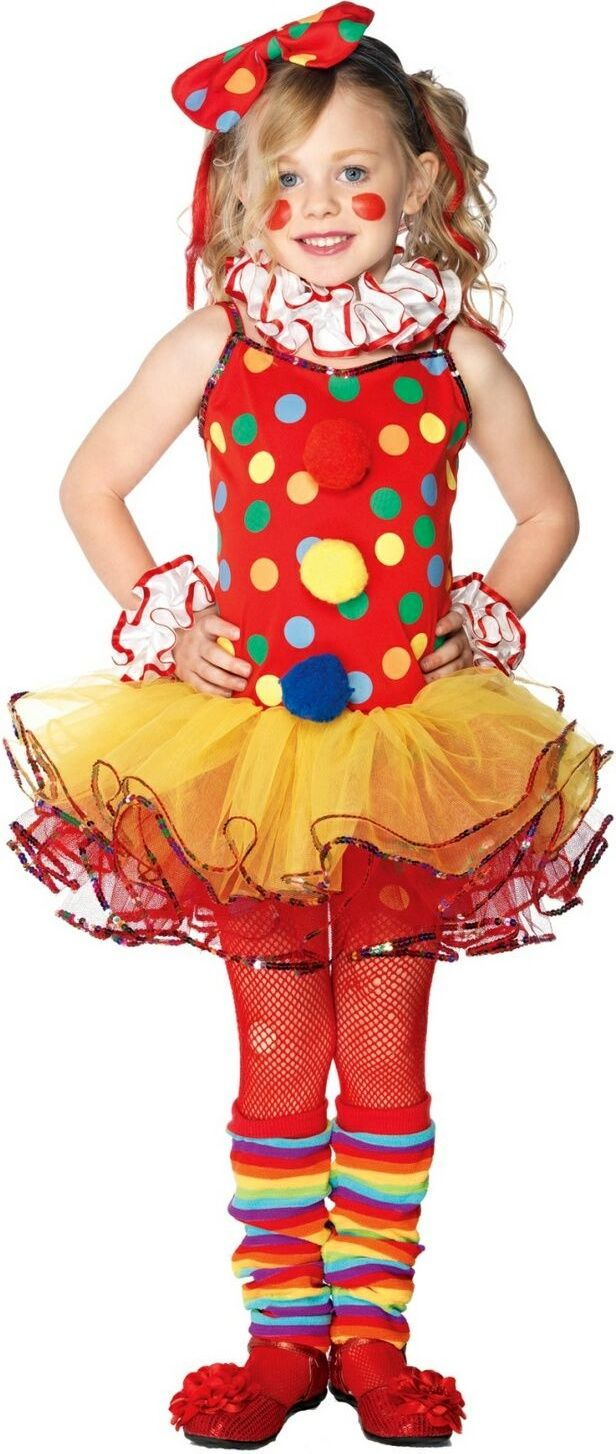 Clown Circus Costume - Kids Costume - Girl Clown Costumes  sc 1 st  Pinterest & Circus Clown Costume - Kids Costume | Pinterest | Girl clown costume ...