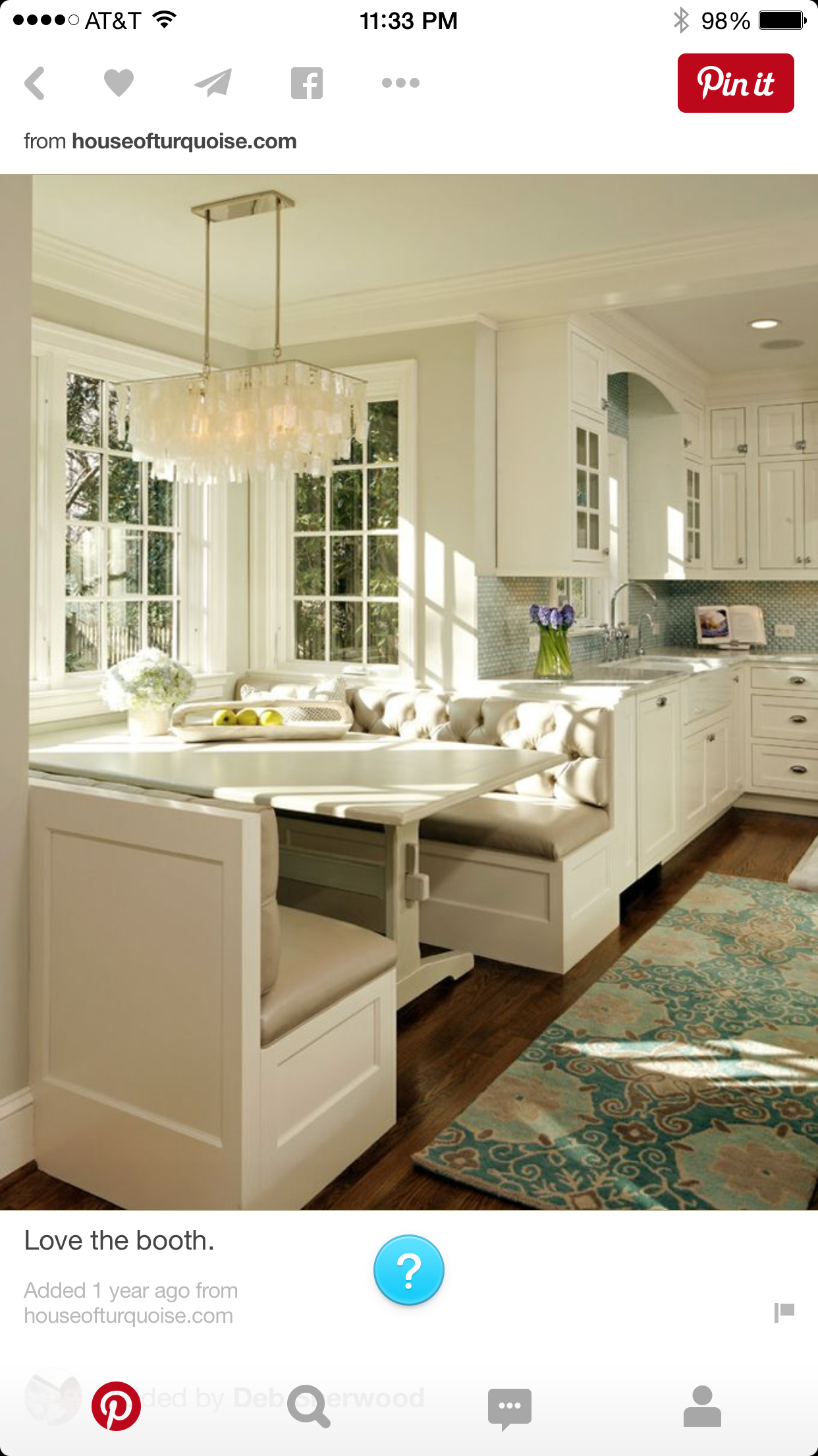 Pin by Jo Ann on Kitchens and Dinning Rooms | Pinterest | Kitchens ...