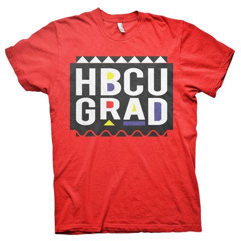 c5ca562b HBCU GRAD | Martin Inspired | Tshirt - Red in 2019 | HBCU LOVE | T ...