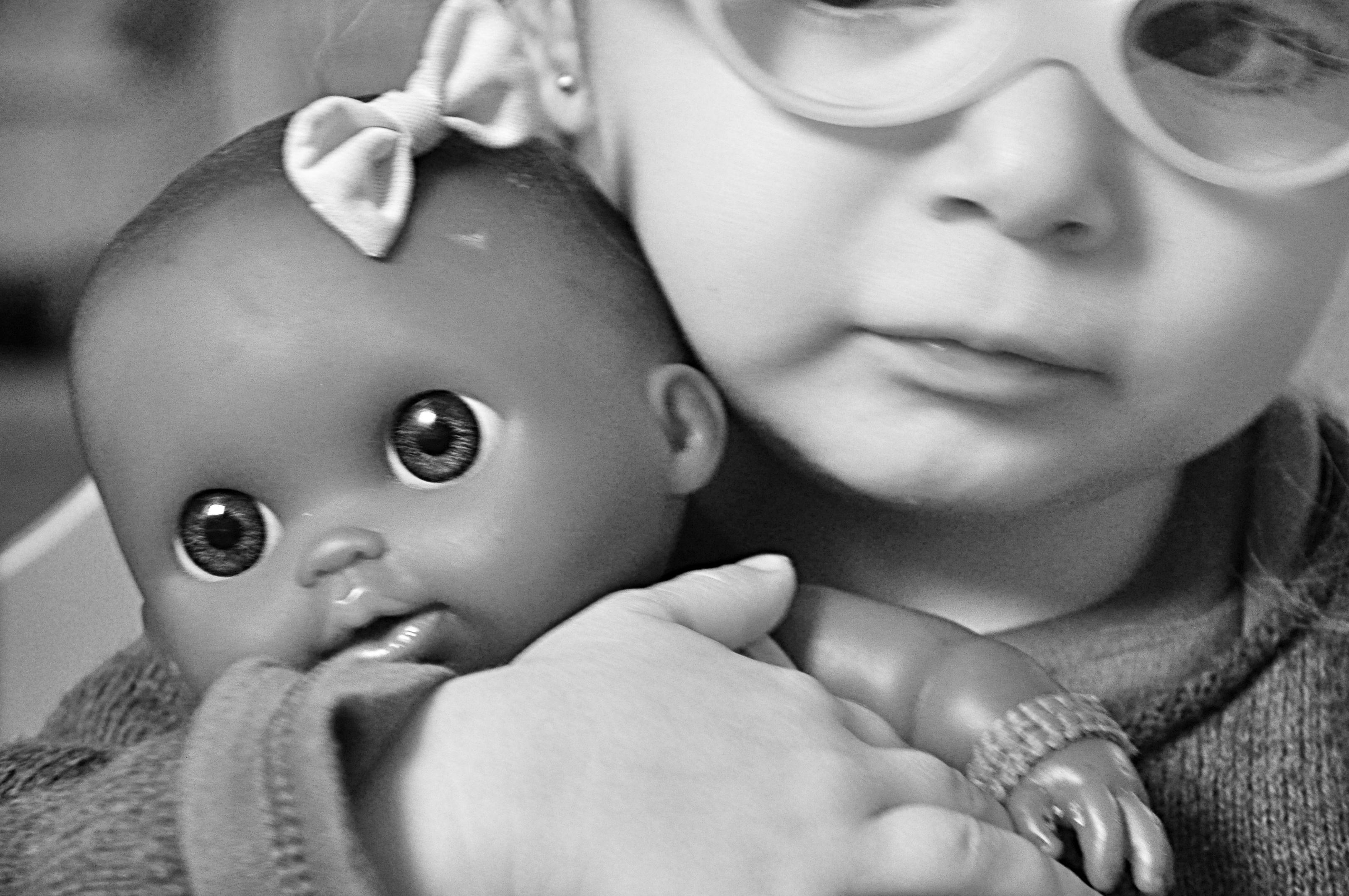 mi muñeca- my doll