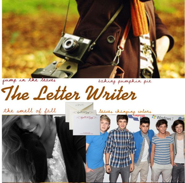 """""""The Letter Writer"""" by pandarox3 ❤ liked on Polyvore"""