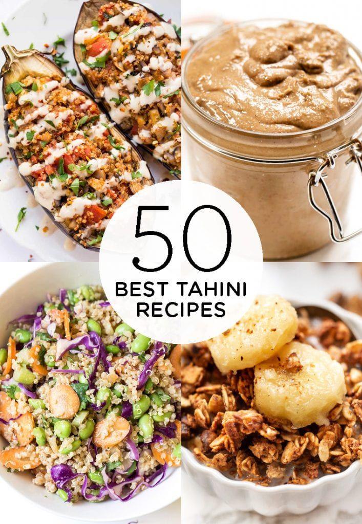 The 50 Best Tahini Recipes | Easiest Ways to Use Tahini - Simply Quinoa