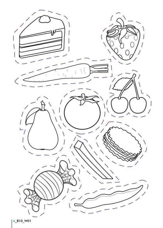 Fruit cut | Alfabeto | Pinterest | Hojas de trabajo del alfabeto ...