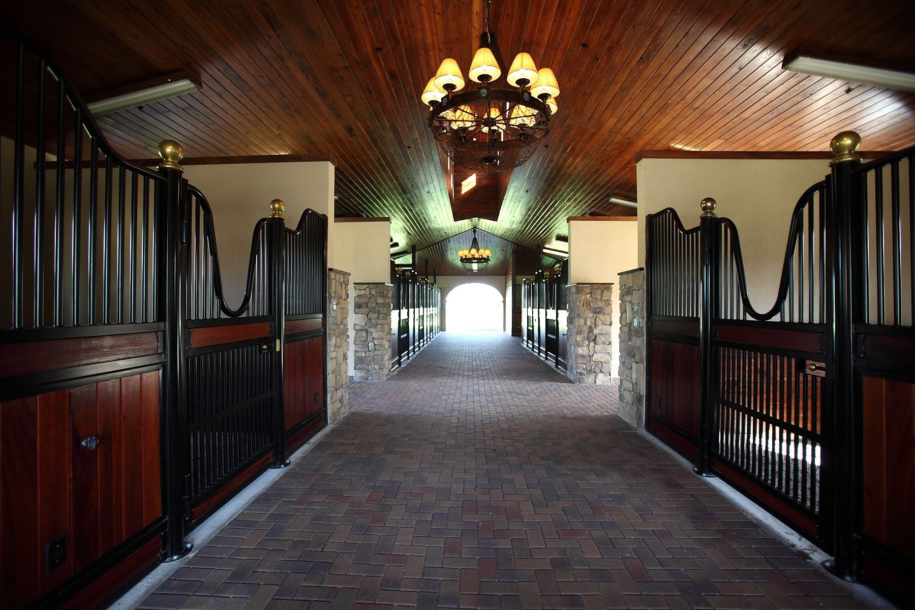Painted View Ranch, luxury equestrian estate near Milton ...