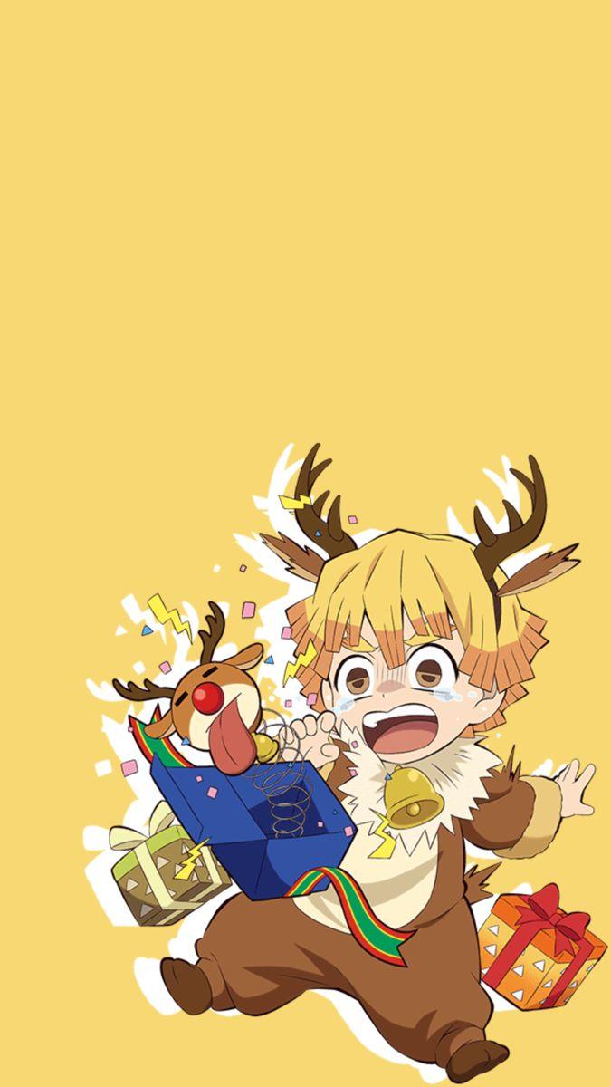 Zenitsu Anime Demon Anime King Cute Anime Wallpaper
