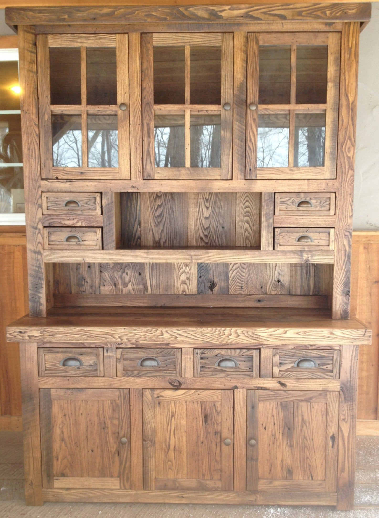 Pin On Rustic Cabinets