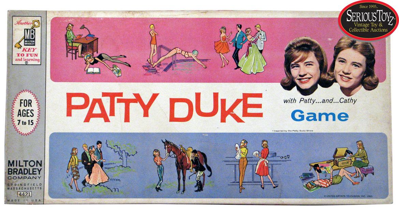 Pin by Oddball Emporium on Games People Play Patty duke