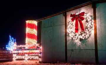 fcce1f97ca3231d4b4f14985fc79c8ea - Denver Botanic Gardens Christmas Lights Chatfield