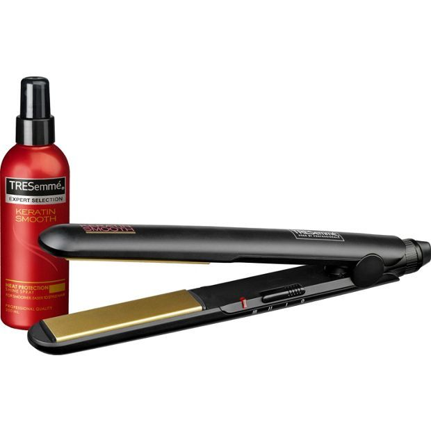Buy Tresemme Keratin Smooth Control 230 Hair Straightener At Argos Co Uk Your Online Shop For Tresemme Keratin Smooth Hair Care Brands Best Hair Straightener