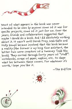 Artoftimburton Tim Burton Quotes Tim Burton Poems Tim Burton Films