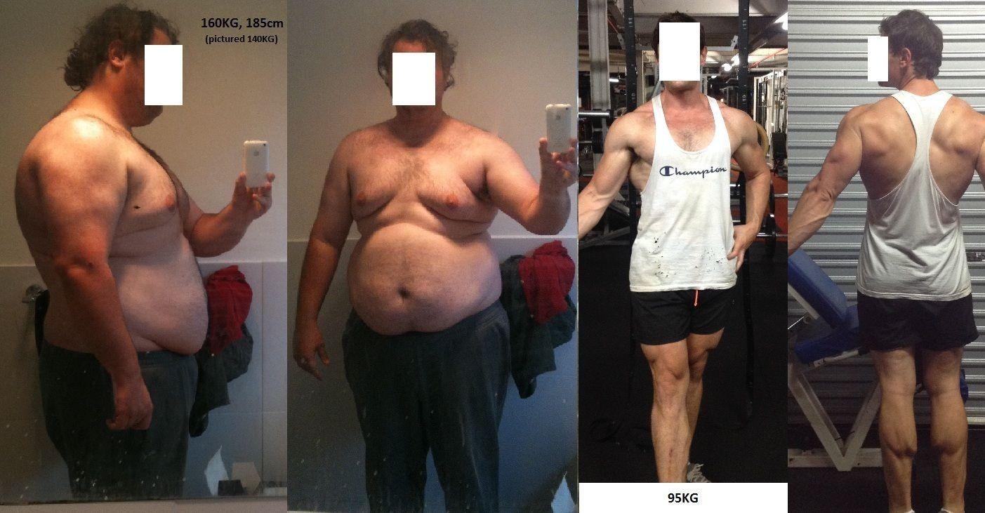 Люди Которые Сбросили Вес Фото. 23 фотографии людей до и после того, как они победили лишний вес