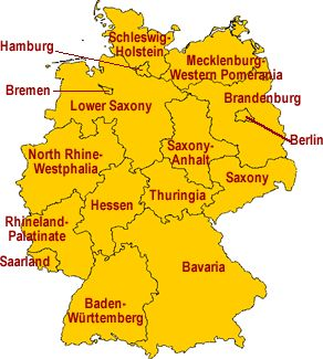 Each region in germany has its own specialties and variations the each region in germany has its own specialties and variations the southern region of germany sciox Image collections