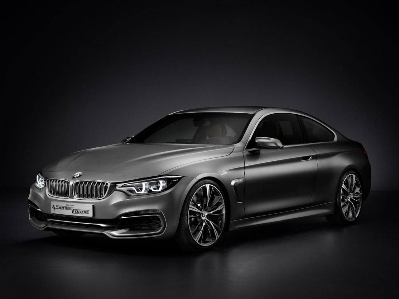 bmw 4 series coupe concept f32