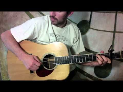 Ill Fly Away Chords Guitar Lesson Carter Style Free Tabs I