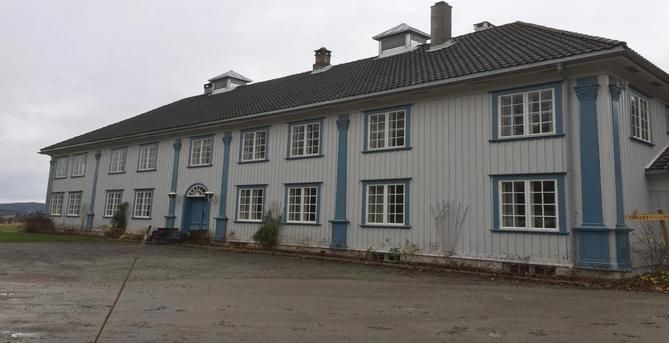 Colletthuset Buskerud Hovedgard Buskerudveien 120 No 3340 Amot Nordic Classicism Country Estate Classical Architecture