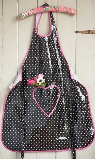 Oilcloth apron. | Kitchen crafts | Pinterest | Kreativ und Nähen