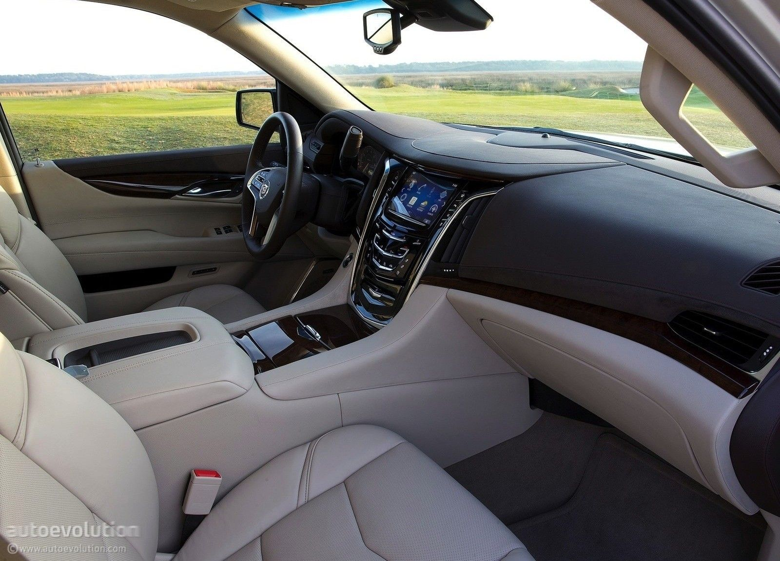 View 2015 cadillac escalade escalade esv photos from car and driver find high resolution car images in our photo gallery archive