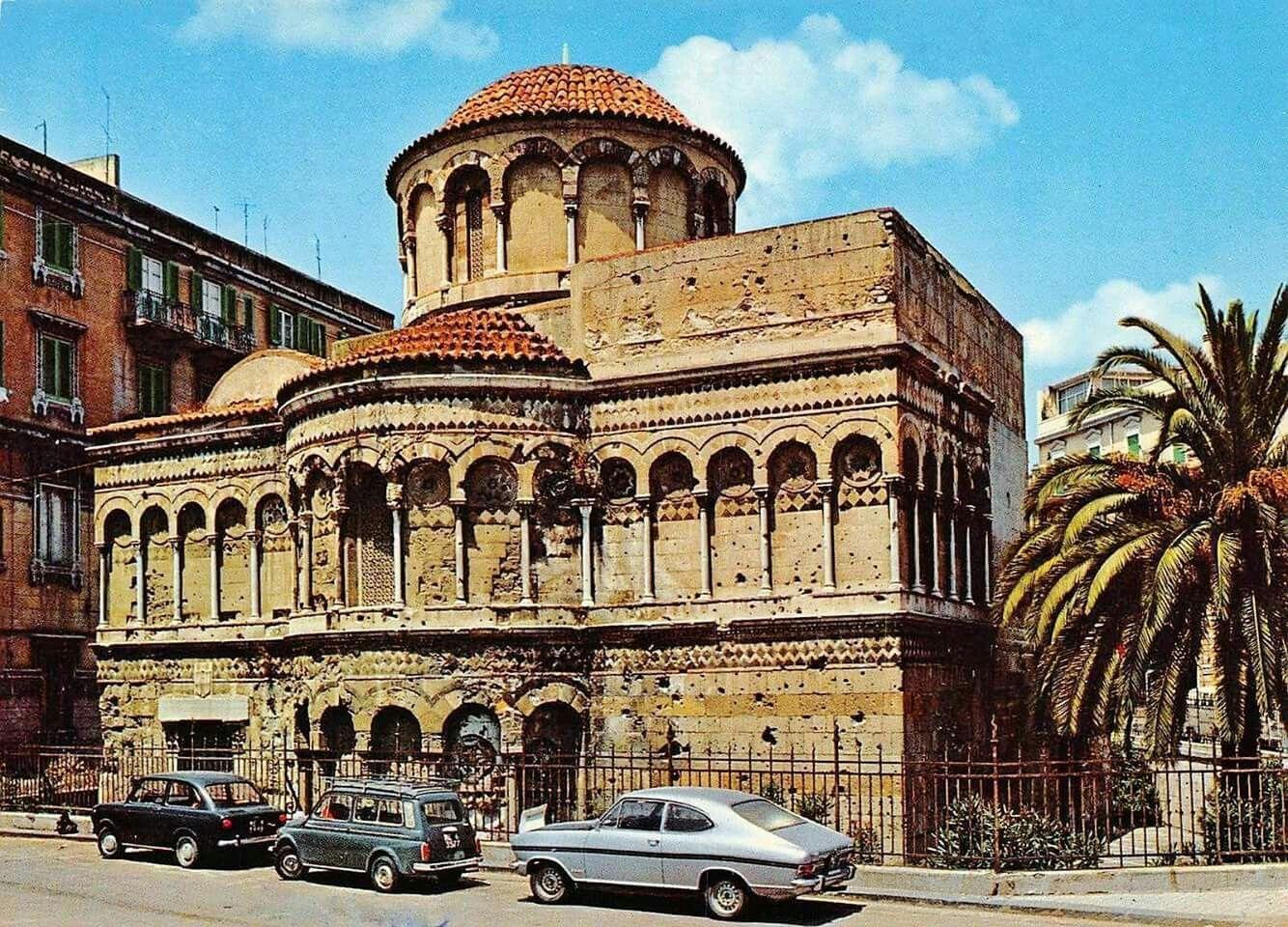 Chiesa Santissima Annunziata dei Catalani (anni 70) | Sicilia ...