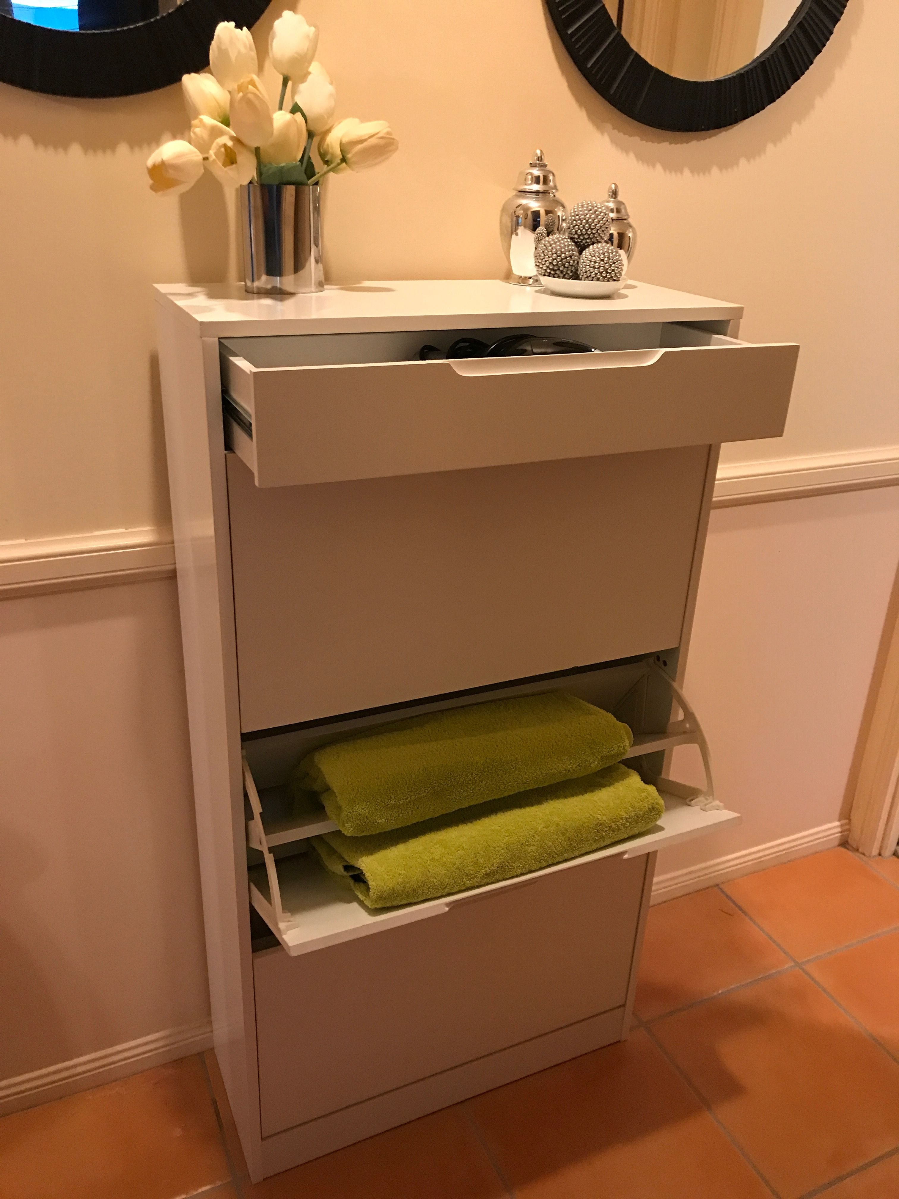 Kmart White Bathroom Cabinet