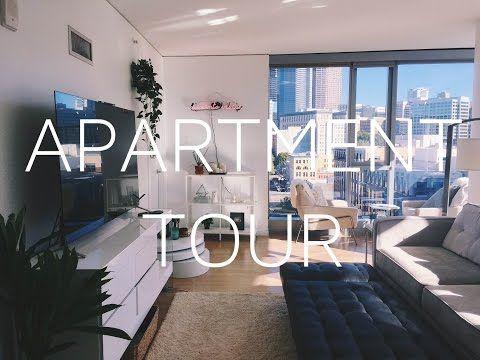 Apartment Tour | viviannnv - YouTube