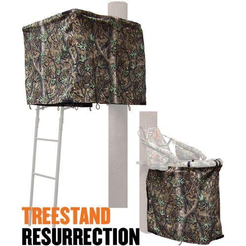 Cottonwood Outdoors Weathershield Treestand Resurrection 1-Panel ADA Blind System Kit
