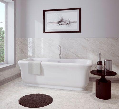 caml tomlin merit 6' - contemporary - bathtubs - ottawa - oakwood