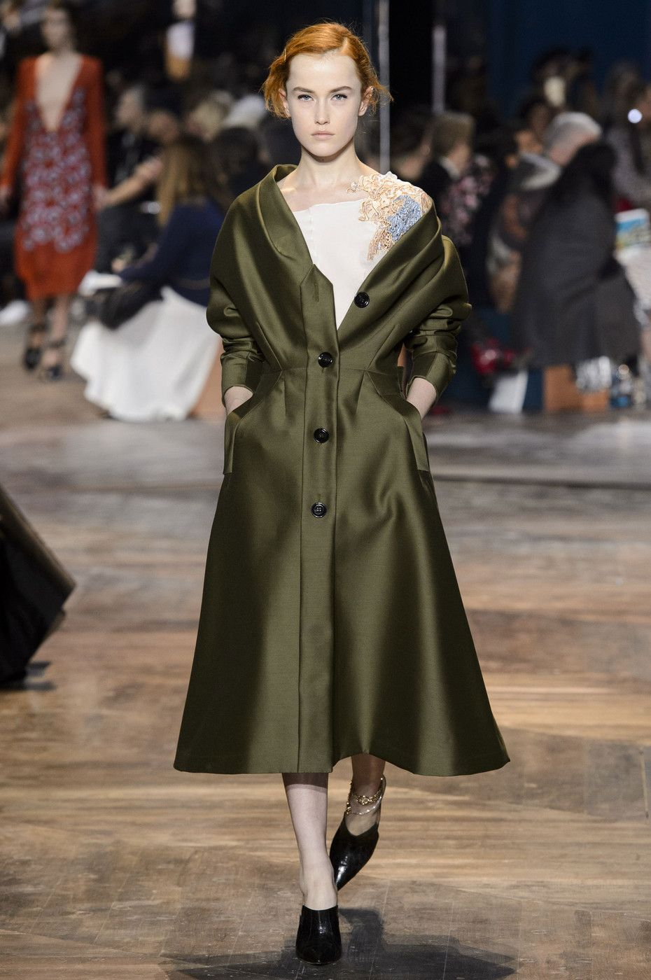 Christian Dior Spring 2016 Couture by Lucie Meier and Serge Ruffieux