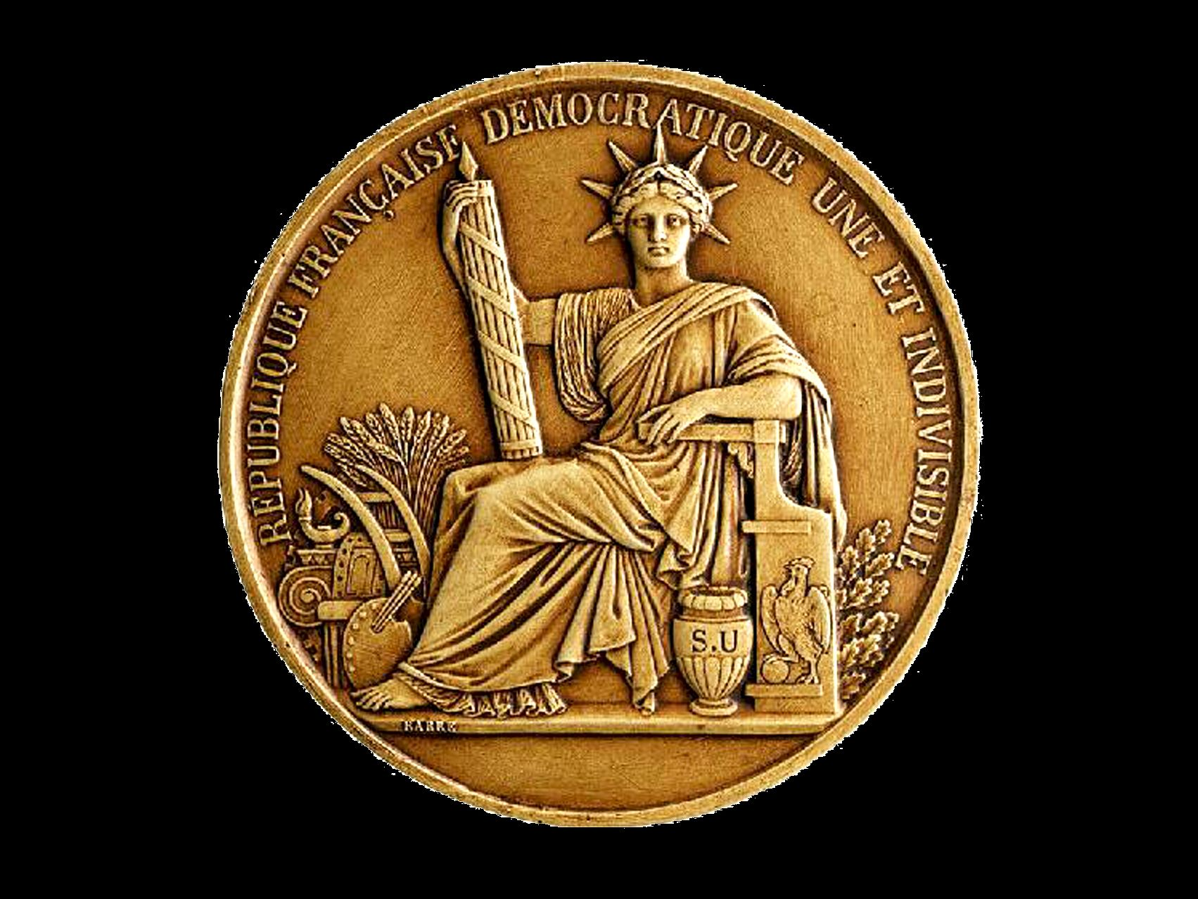 The Great Seal Of France Another Post Revolutionary Symbol Of