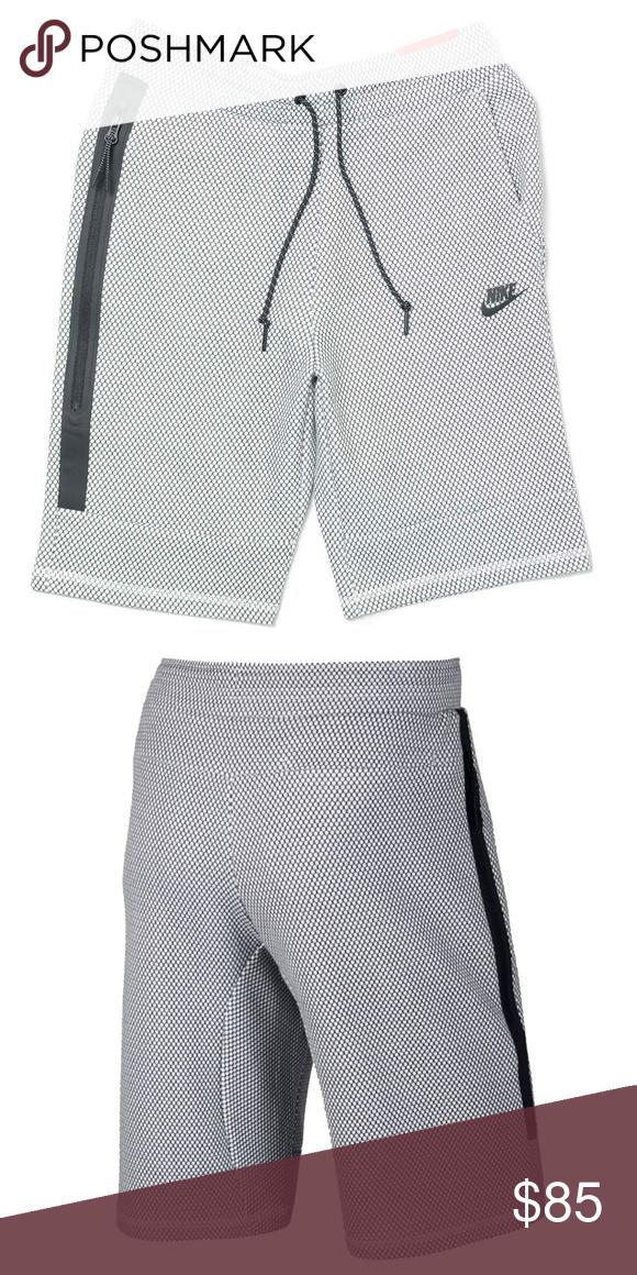 Nike Tech Print Fleece Men's Athletic Shorts Nike tech