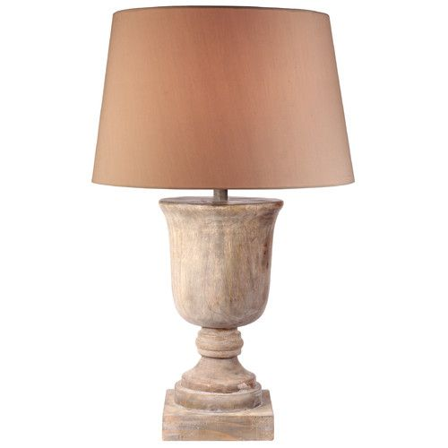 Found it at Joss & Main - Marnie Table Lamp  ~  For sofa table in Living Area?
