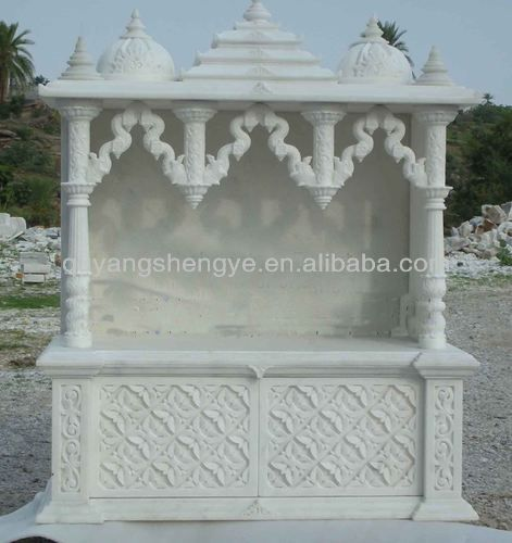 White Marble Temple Designs for Home $300~$4500 | temple | Pinterest ...