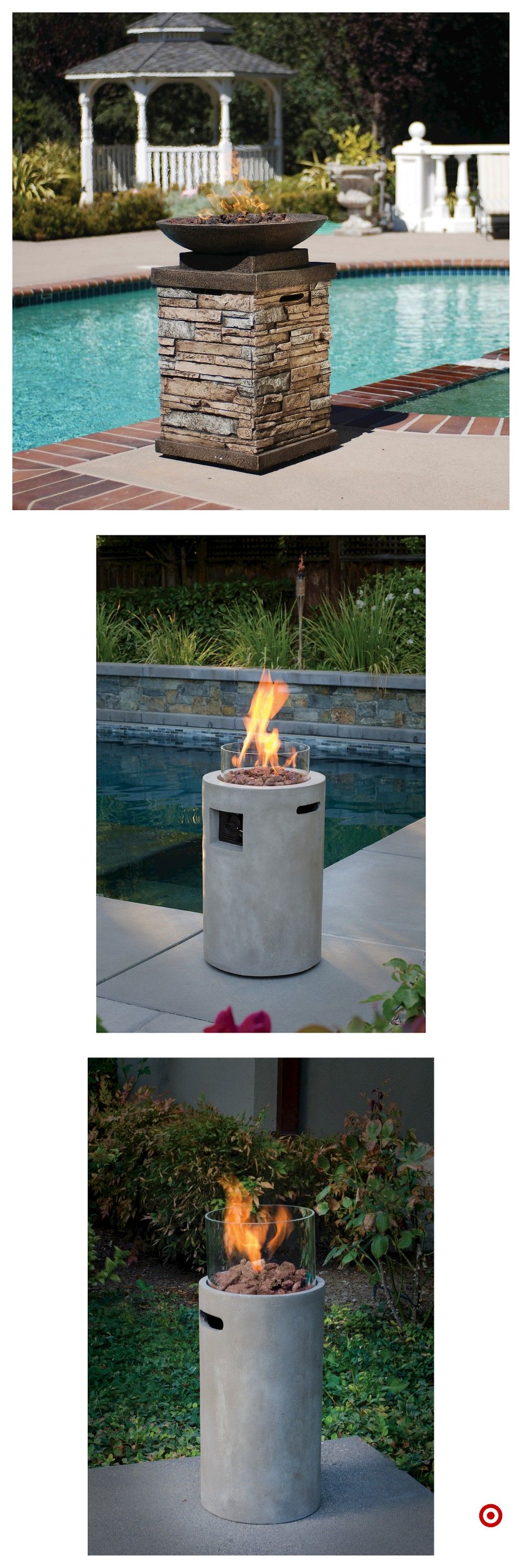 Shop Target For Fire Columns You Will Love At Great Low