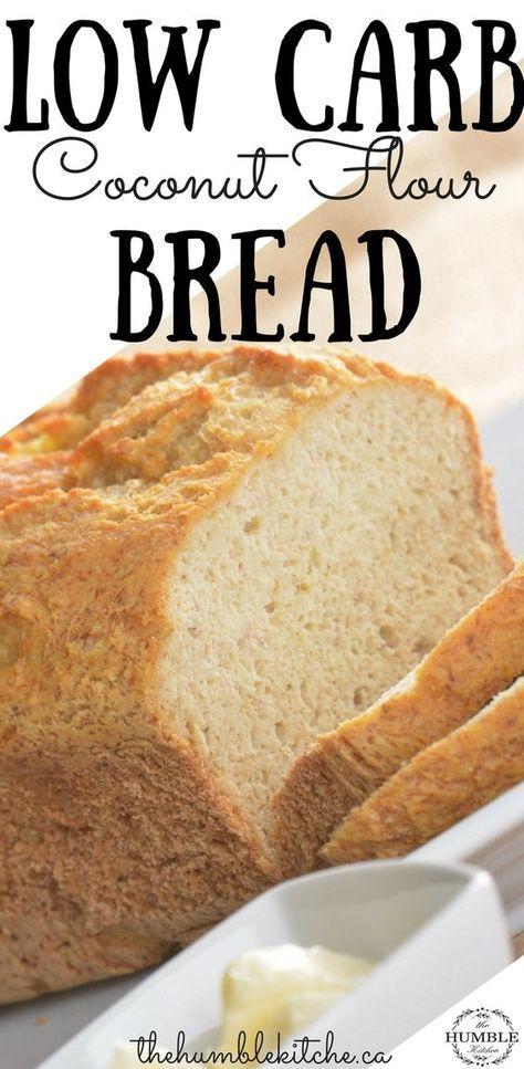 Coconut Flour Bread Recipe Low Carb Coconut Flour Bread Recipes Coconut Bread Recipe Coconut Flour Bread
