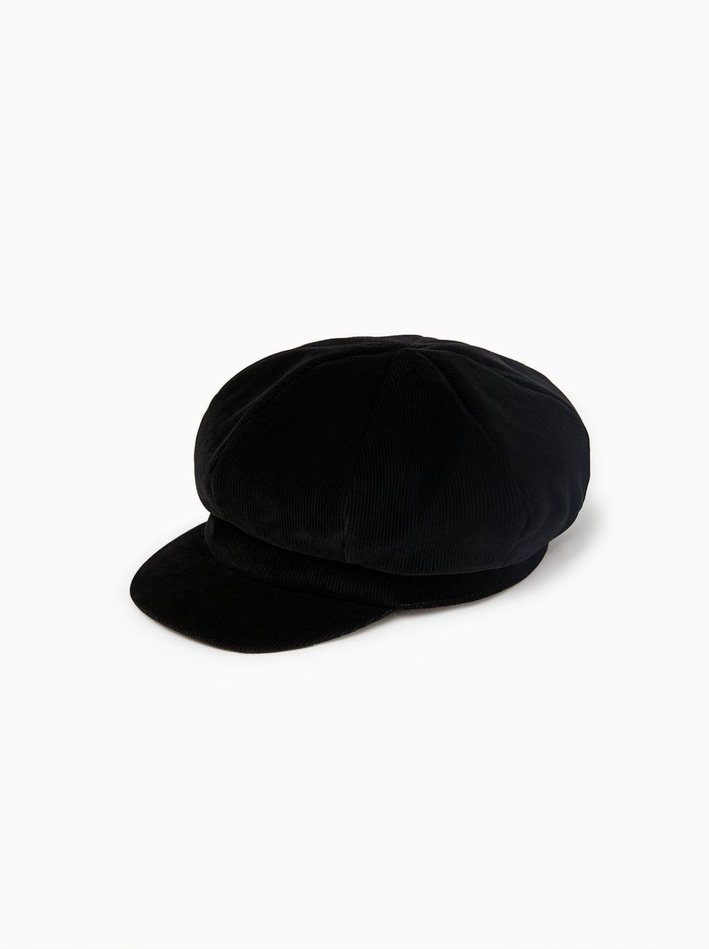 d710f0cd Image 1 of CORDUROY SAILOR BERET from Zara | Maggie Styles | Beret ...