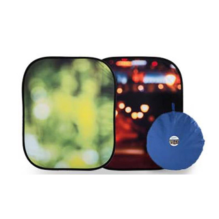 Lastolite Out Of Focus Summer Foliage/City Lights Focus Background product photo
