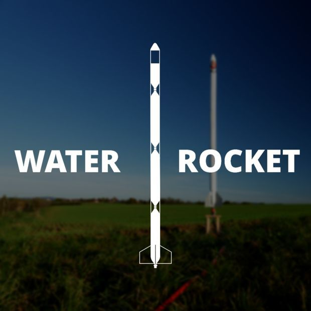 Water Bottle Rockets Nasa: How To Build A Huge Water Rocket