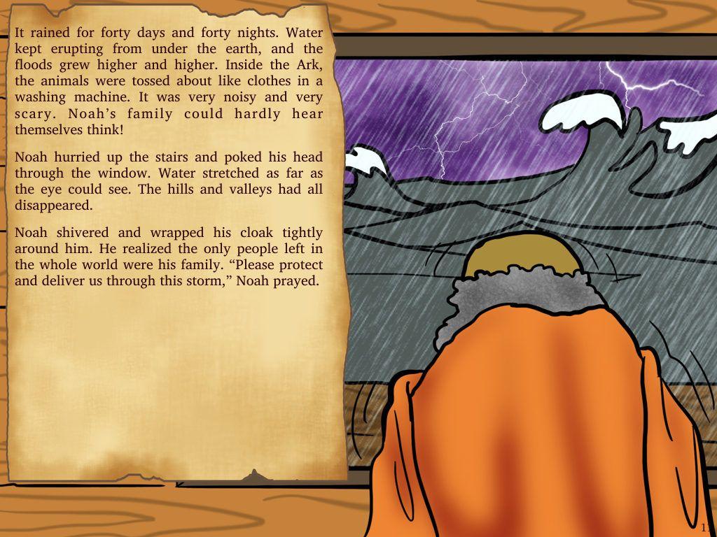 noah u0027s ark bible story the great flood bible stories and bible