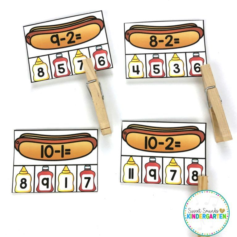 Kindergarten Centers  Summer Centers  Summer Math And