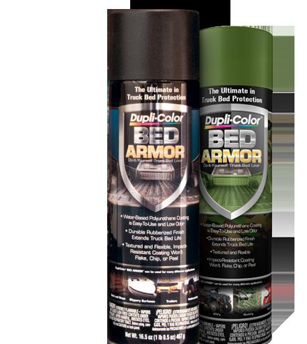 Bed Armor® Truck Bed Coating Aerosol Truck bed coating
