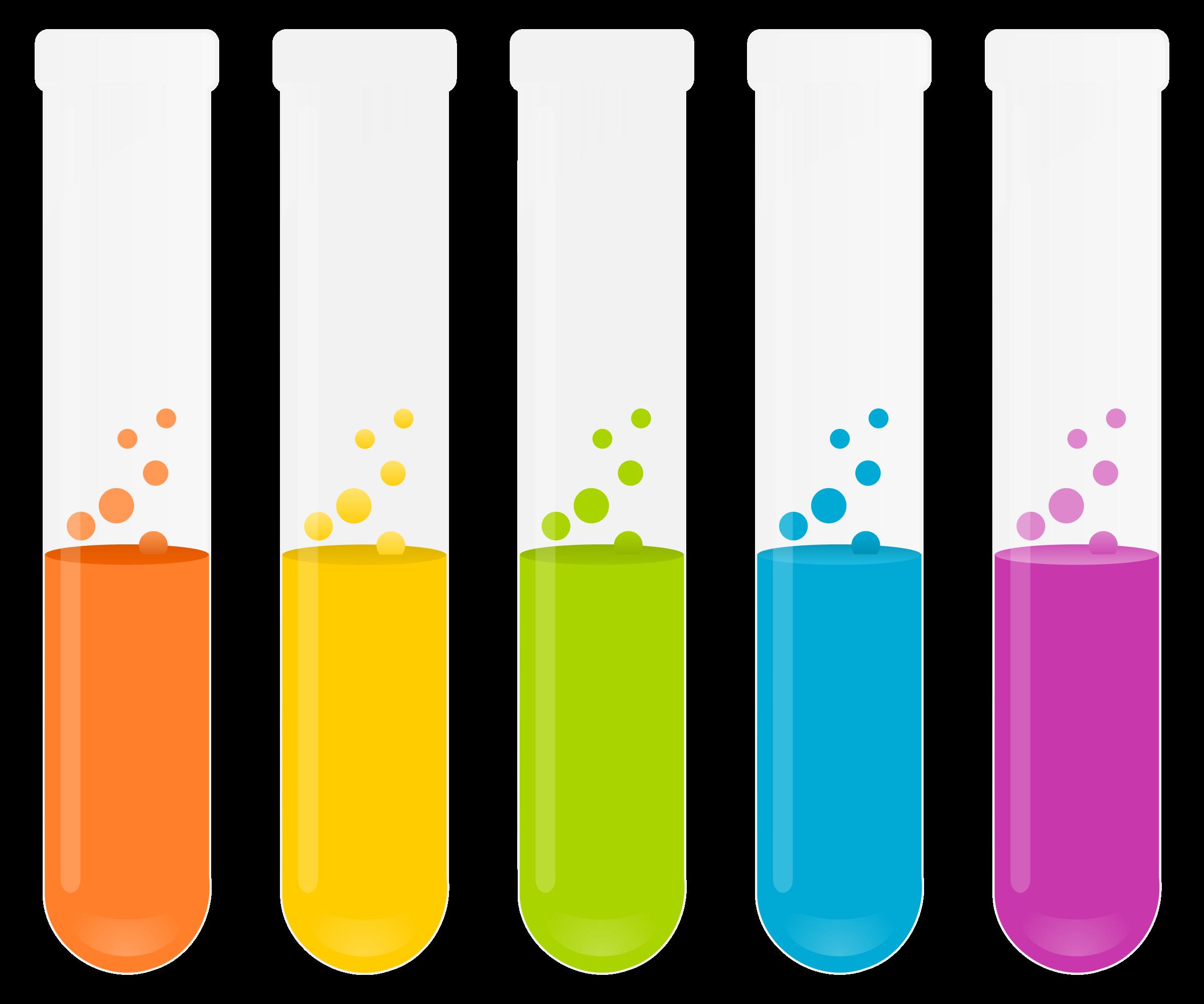 Image result for science test tubes art