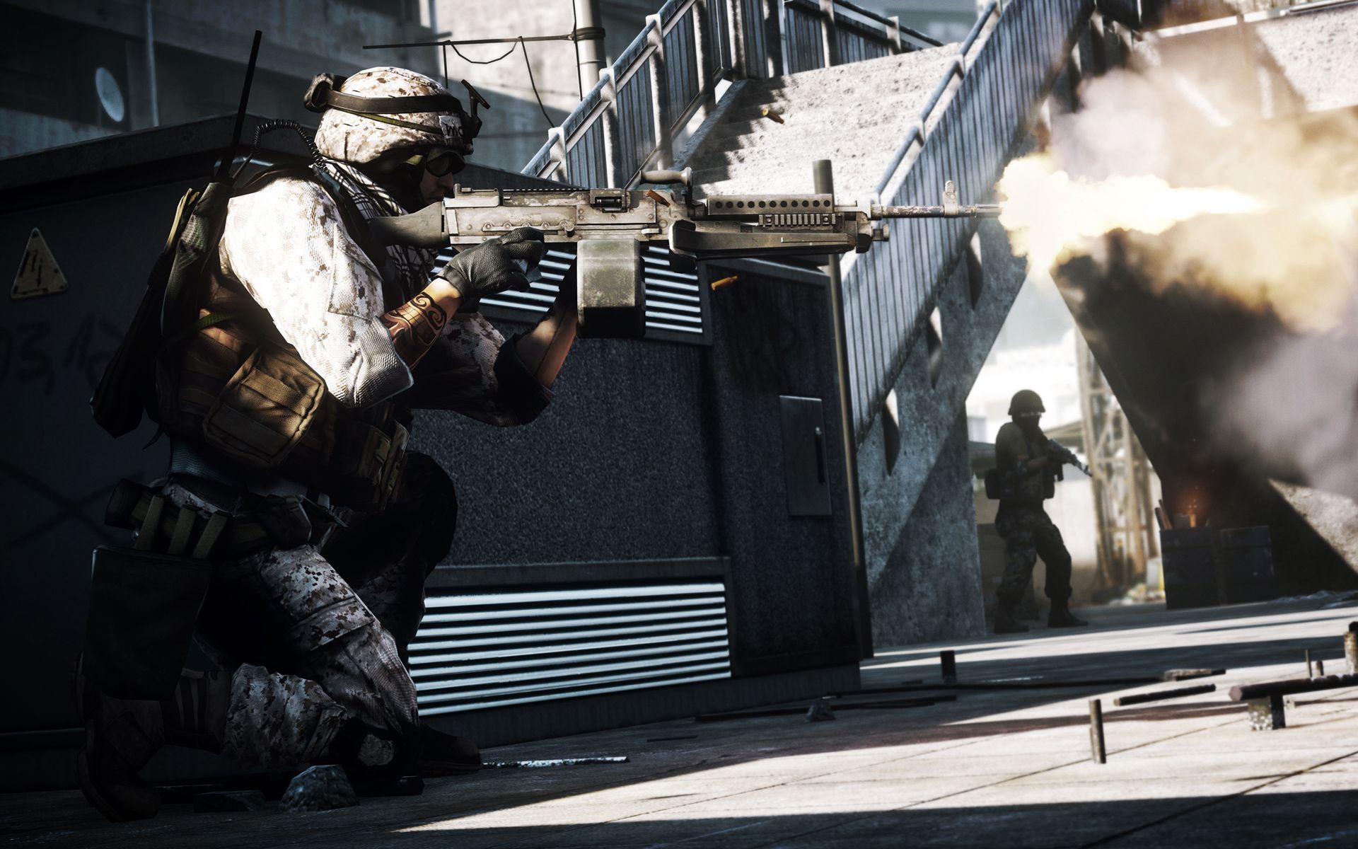 Battlefield 3 Mission 2 Wide Battlefield Battlefield 3 4k