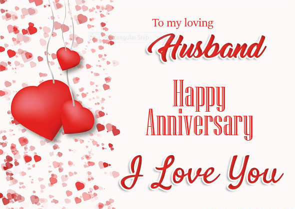 Anniversary SMS For Husband In English Happy anniversary