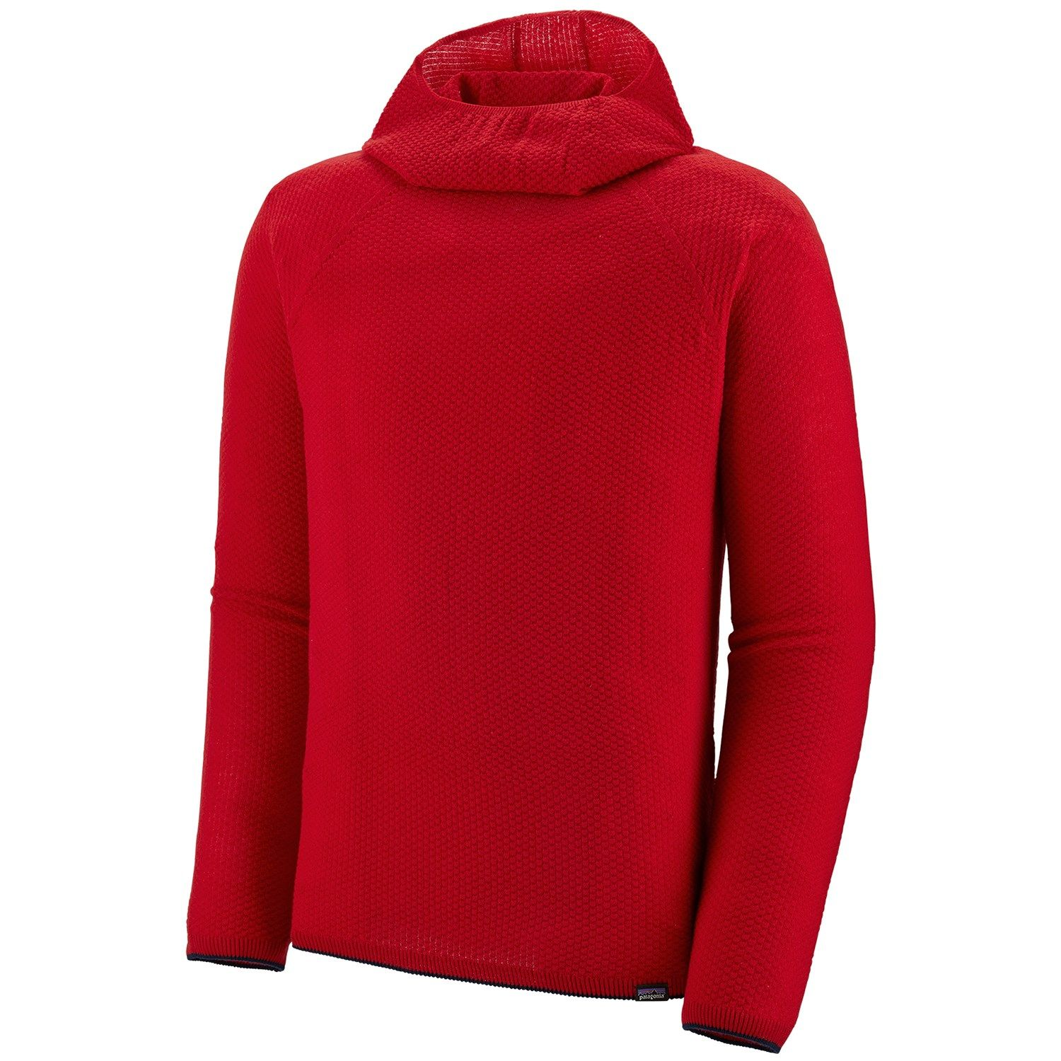 Patagonia Cap Air Hoody 2020 XLarge Red Hoodies