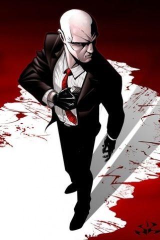 Hitman Fan Art Hitman Agent 47 Hitman Superhero Comic