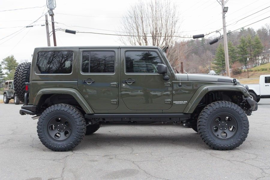 2015 Jeep Wrangler Rubicon Unlimited Tank 2015 Jeep Wrangler Rubicon Green Jeep Wrangler Jeep Wrangler Interior