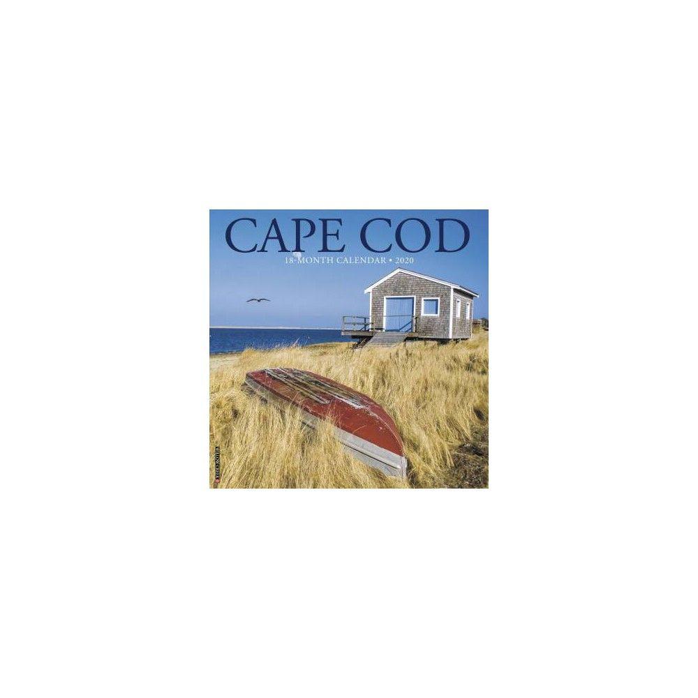 Cod Calendar 2020 Cape Cod 2020 Calendar   (Paperback) in 2019 | Products | Cape