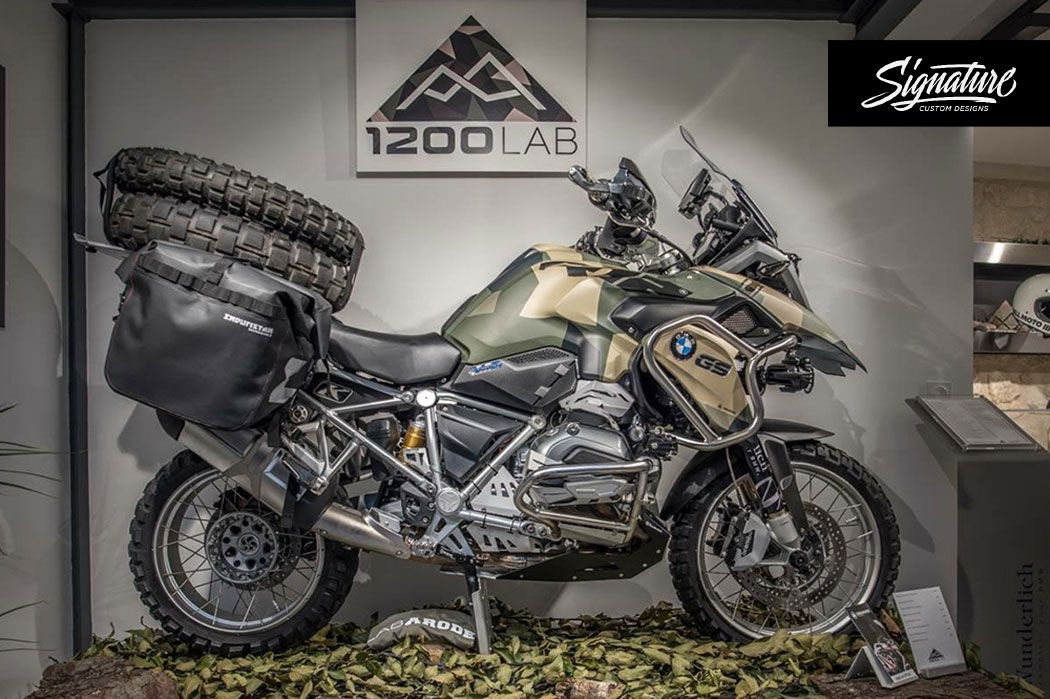 Bmw R1200gs Lc Military M90 Camo In 2020 Bike Motorcycle Cars Motorcycles