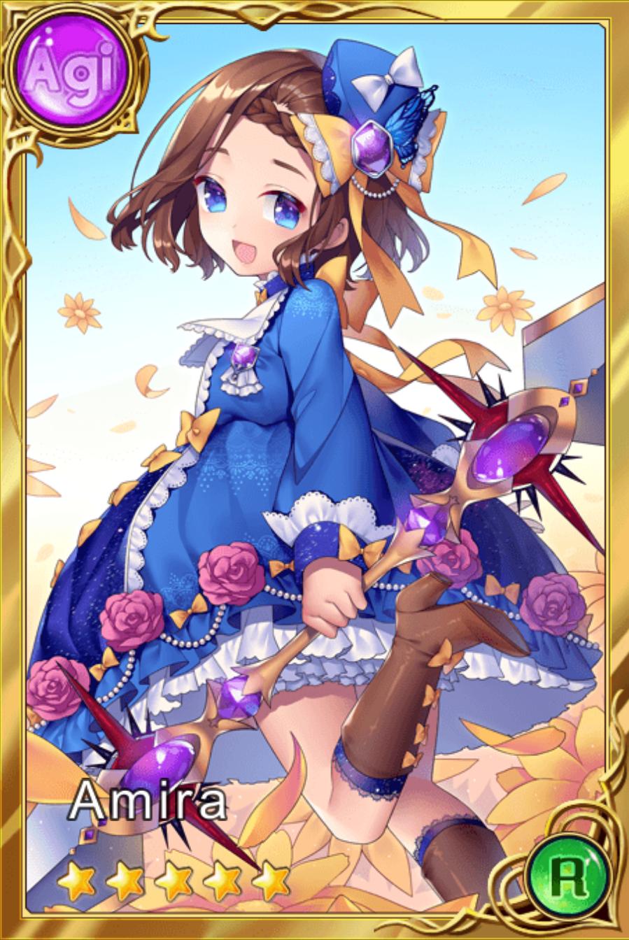 Girlsxbattle Amira Ninja girl, Anime, Battle games